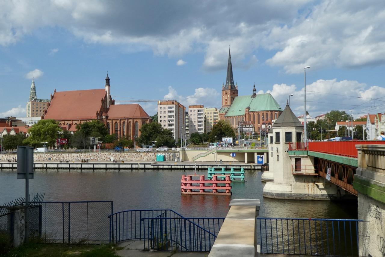 Stettin Skyline