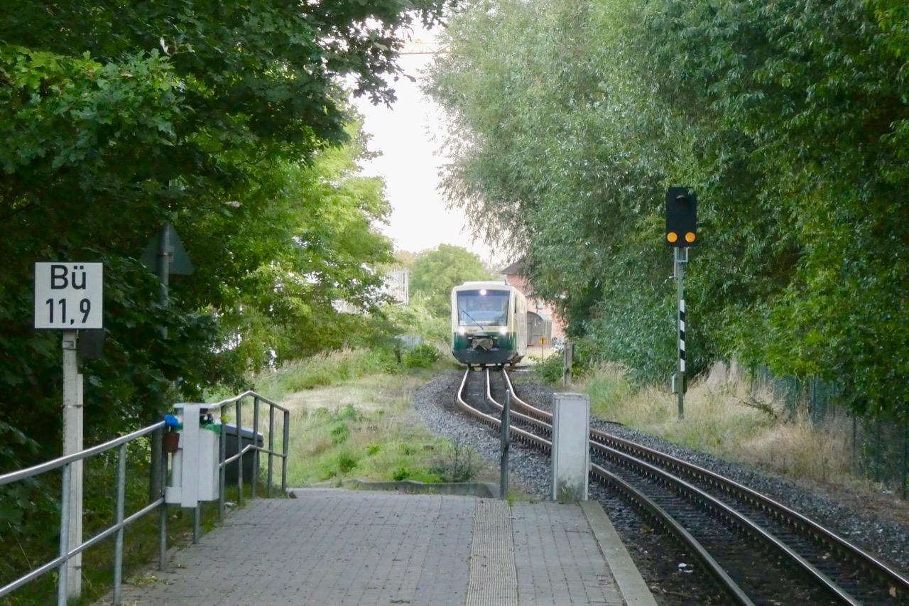 Lauterbach Mole Eisenbahn