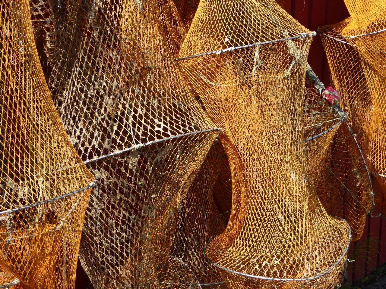 Faaborg Fischernetze