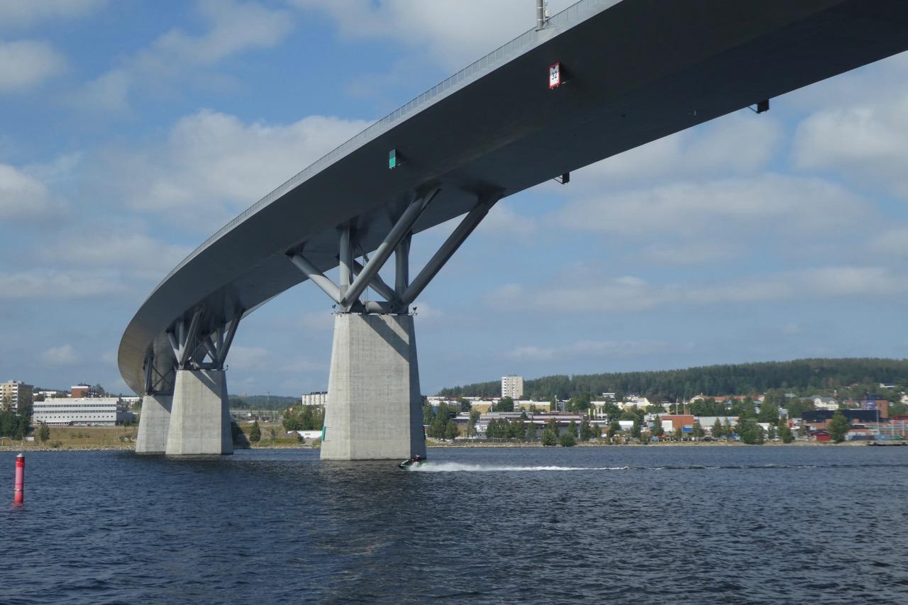 Sundsvall Brücke