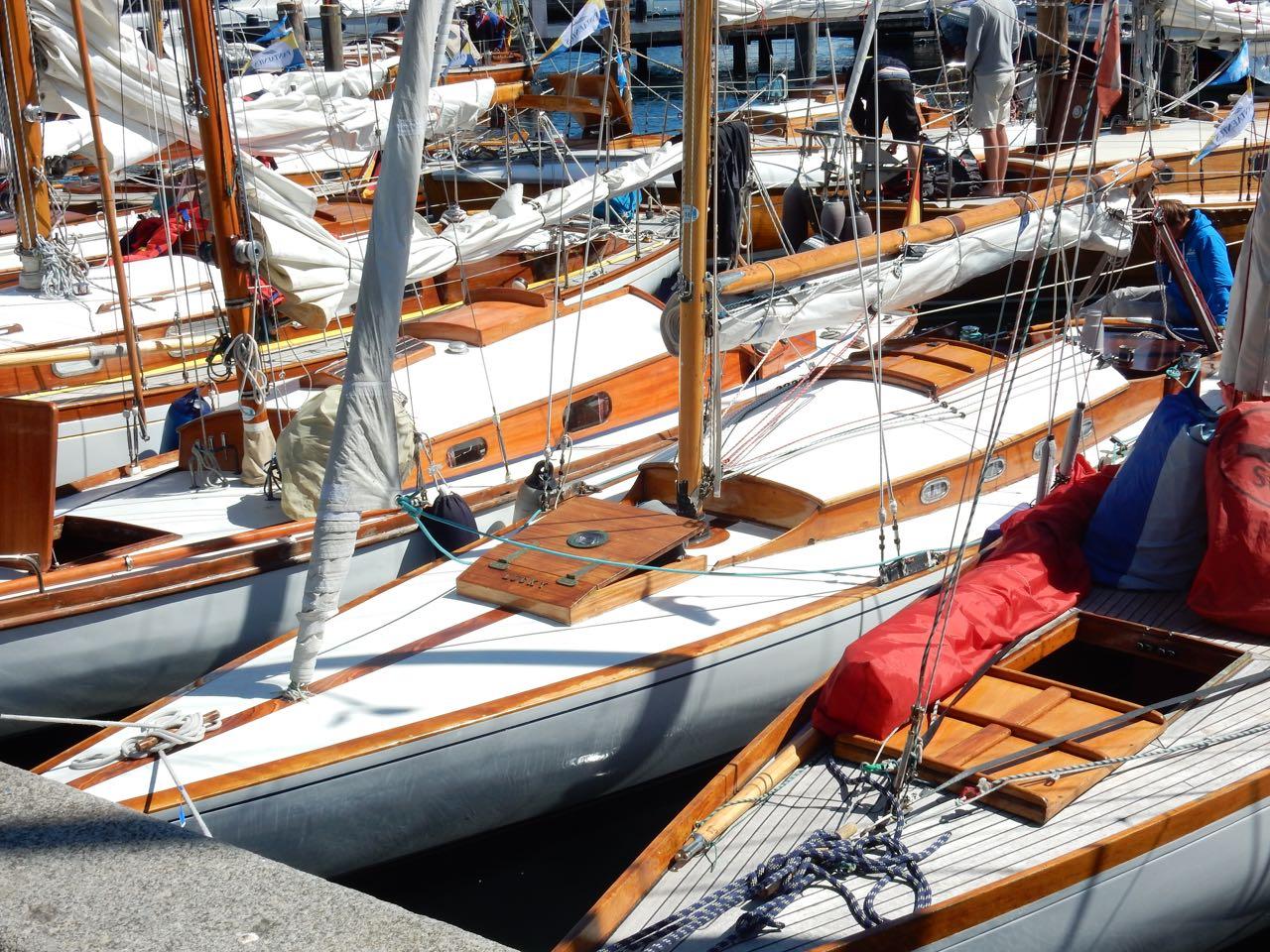 Swendborg Holzboote