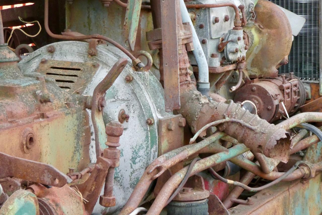 Häggvik Mannminna Motor