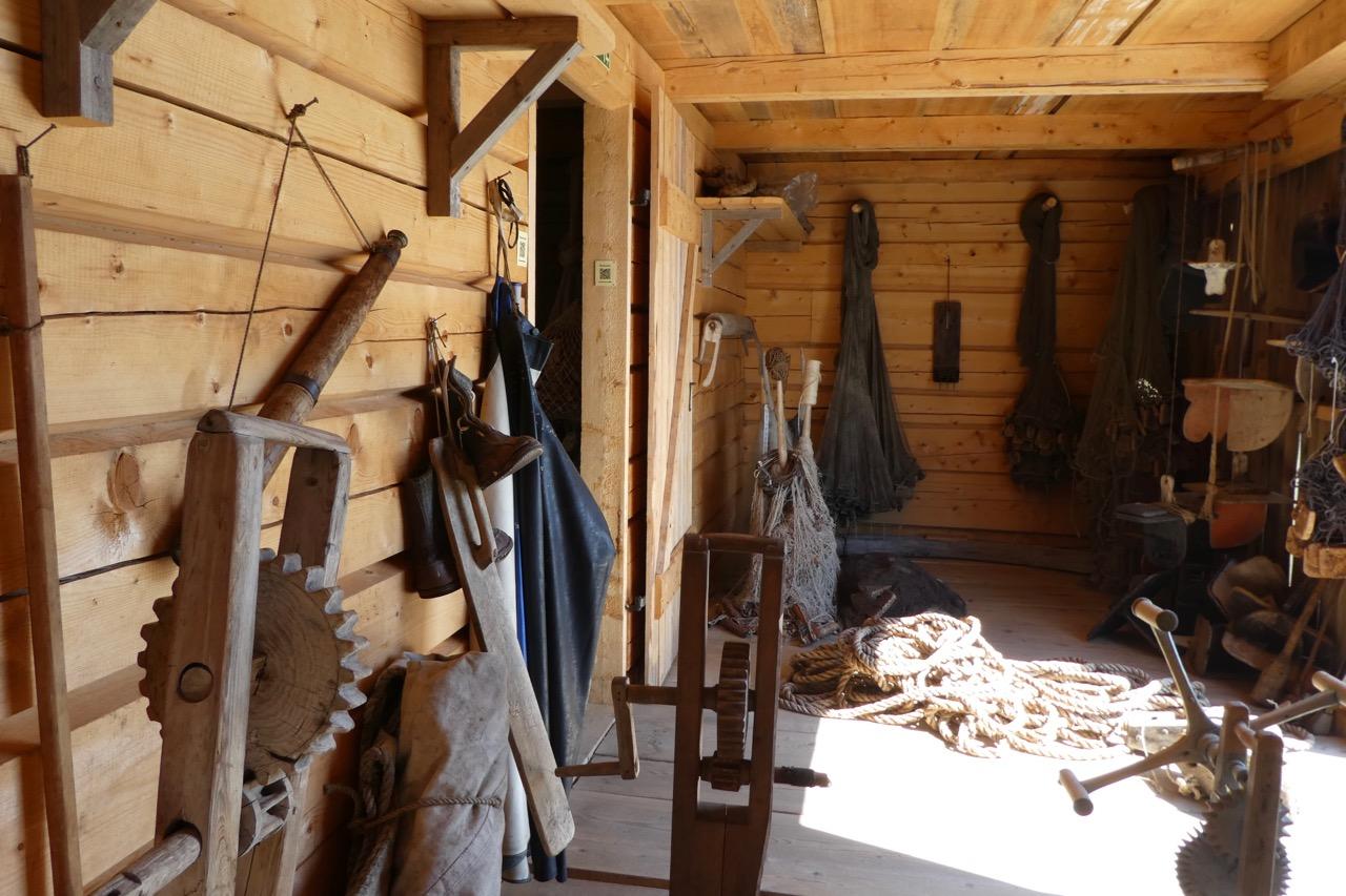 Ulvön Museum Fischer