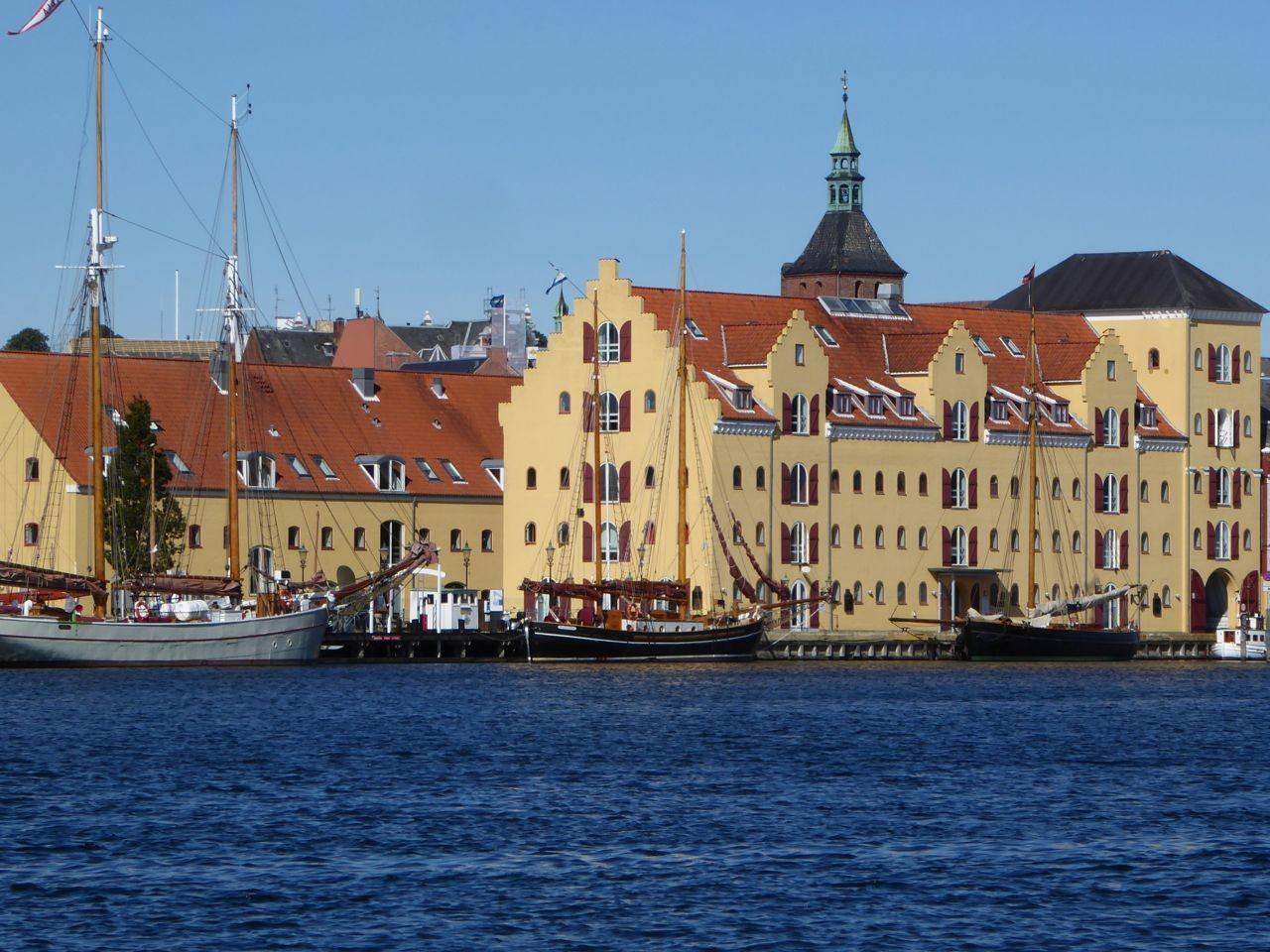Swenborg Stadthafen
