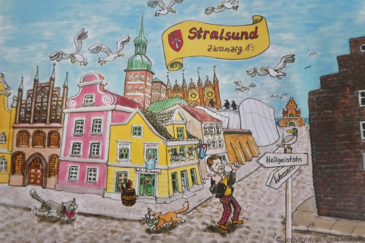 Stralsund Whiskyladen