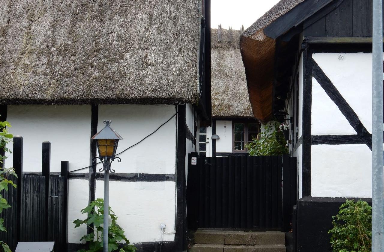 Roskilde kleine Häuser