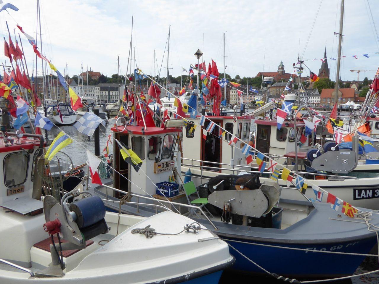 Flensburg Fischerhafen