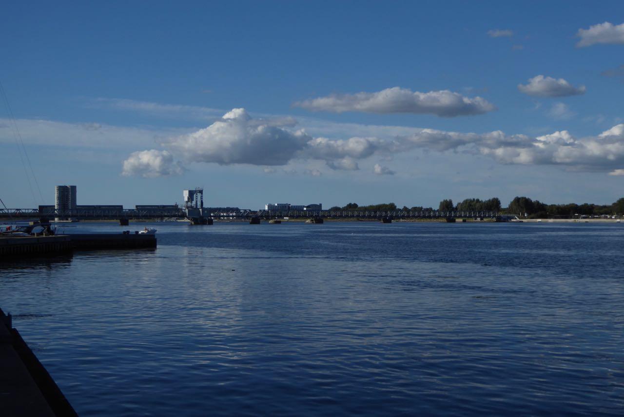 Aalborg Brücken...