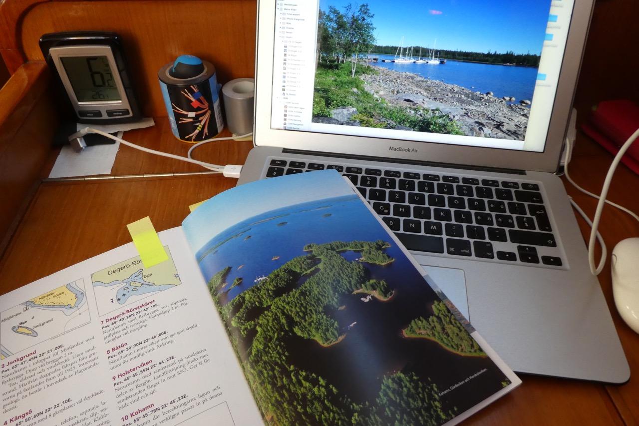 Gardsviken Hafenbuch