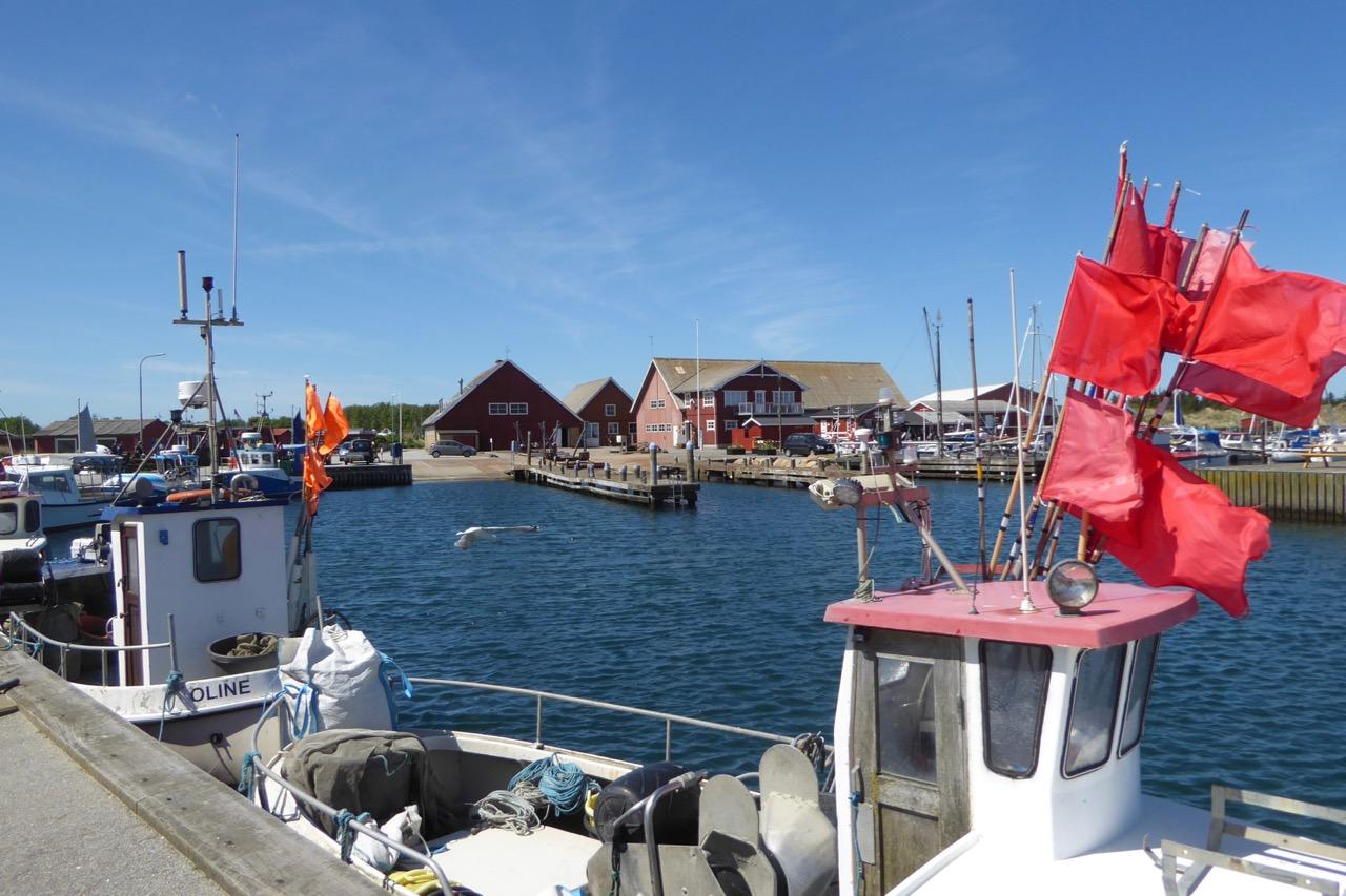 Aalbaeck Hafen