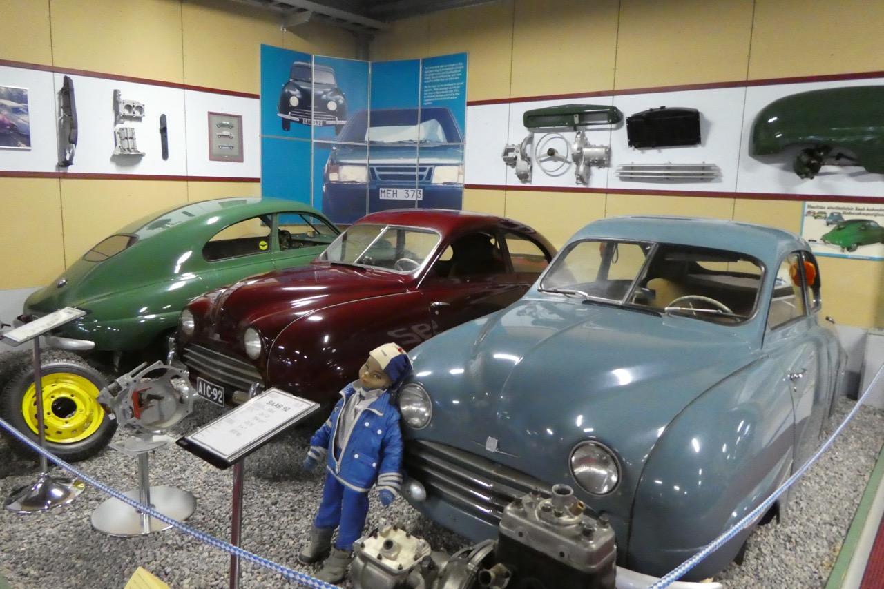 Uusikaupunki Automuseum