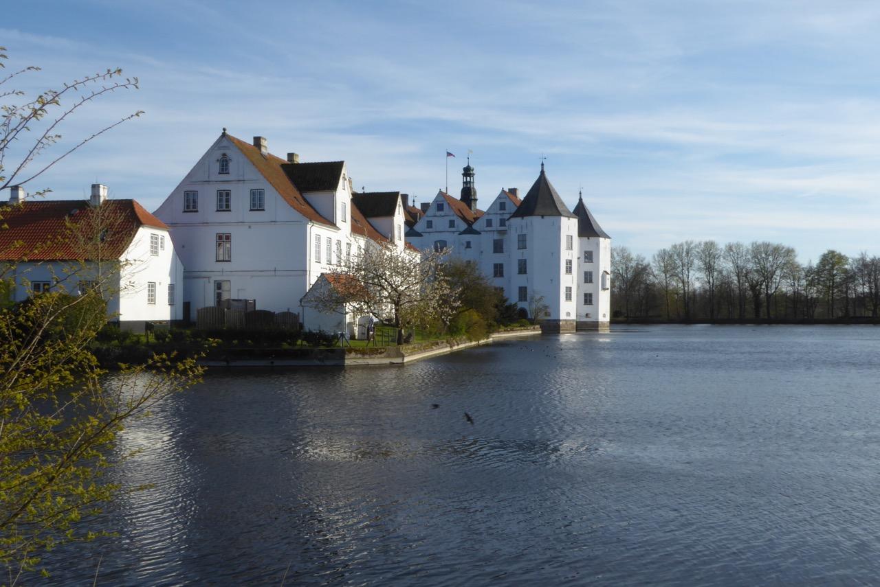 Glücksburg Schloss