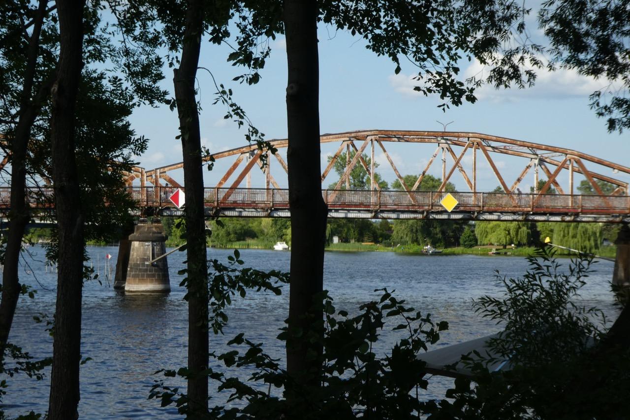 Plaue Brücke