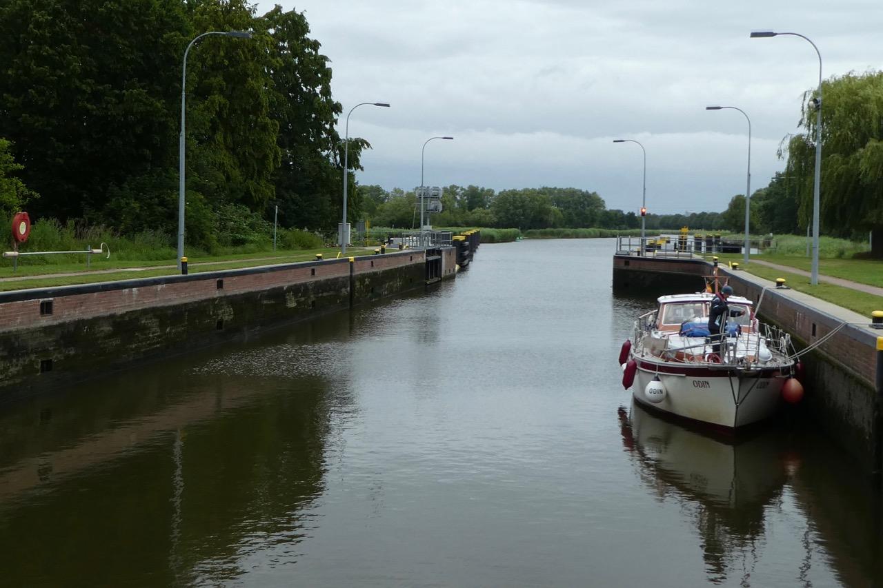 Elbe Lübeck Kanal