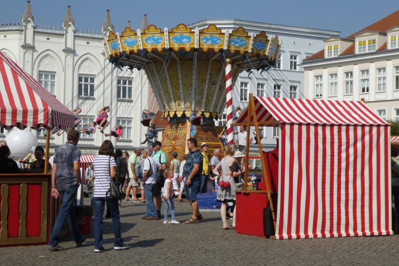 Greifswald Jahrmarkt