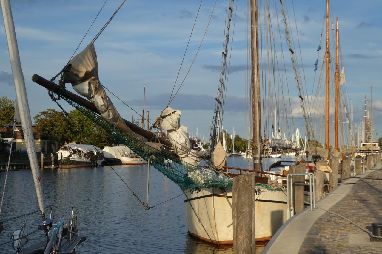 Greifswald Museumshafen