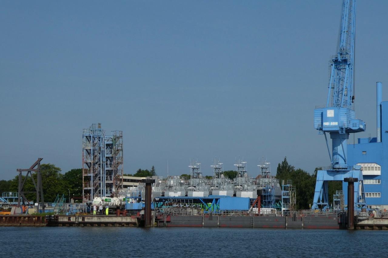 Wolgast Werft