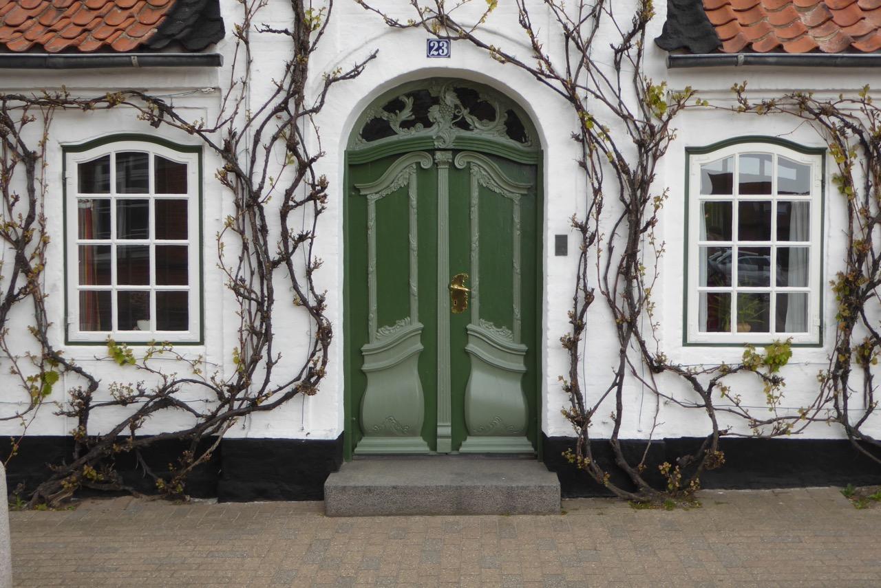 Augustenborg Türe