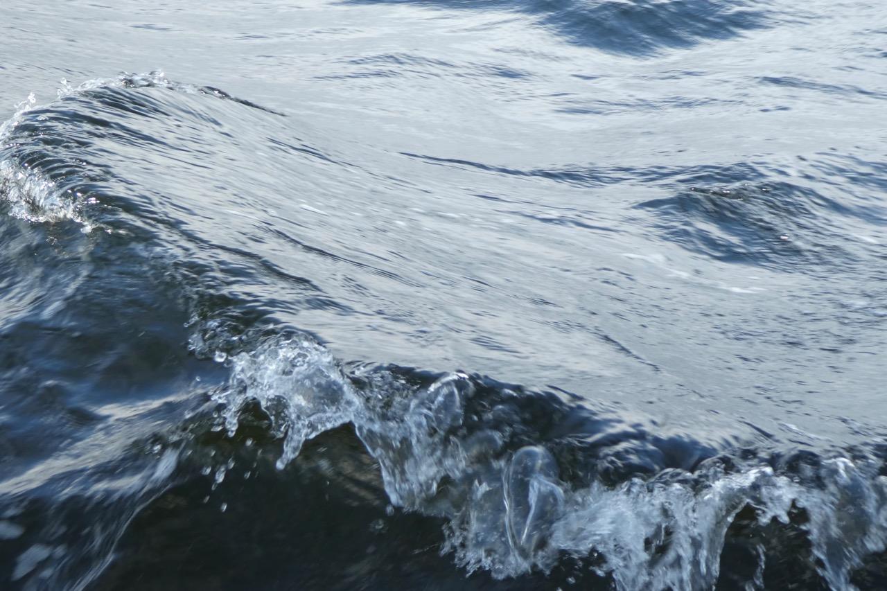 Liggskär Wellen