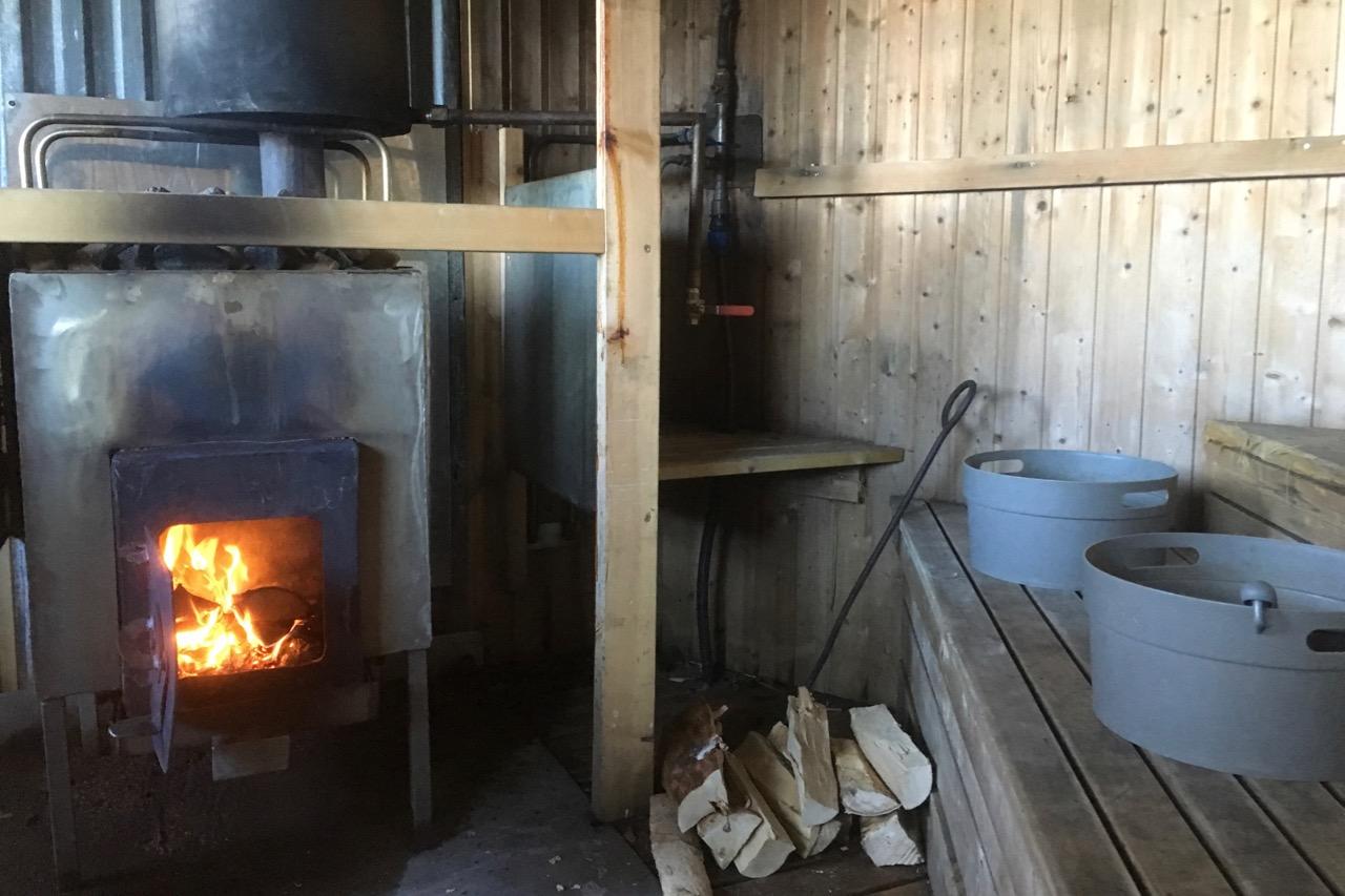 Gardsviken Sauna Ofen