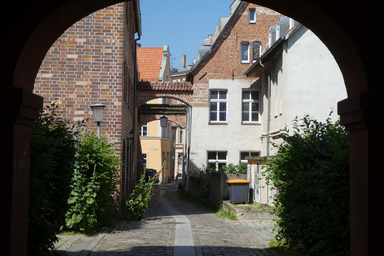 Stralsund Strasse