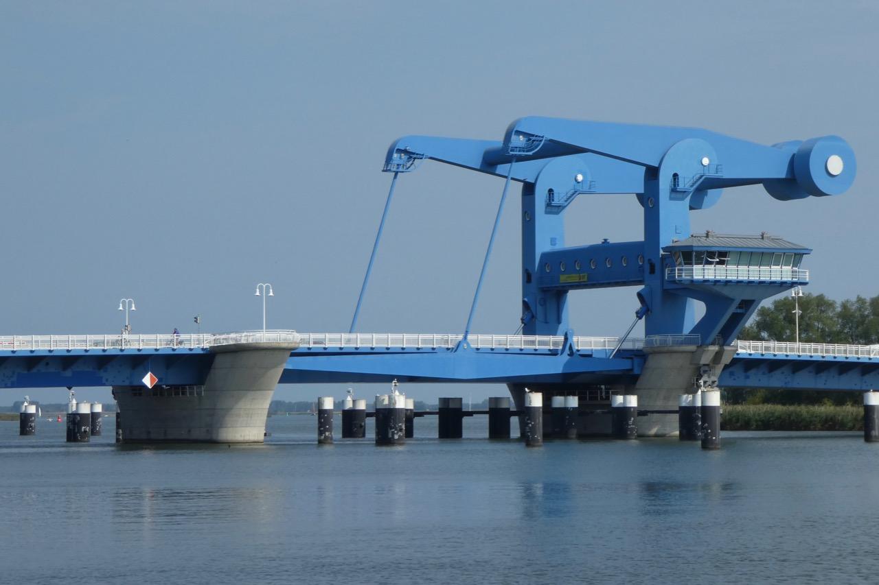 Wolgast Zugbrücke