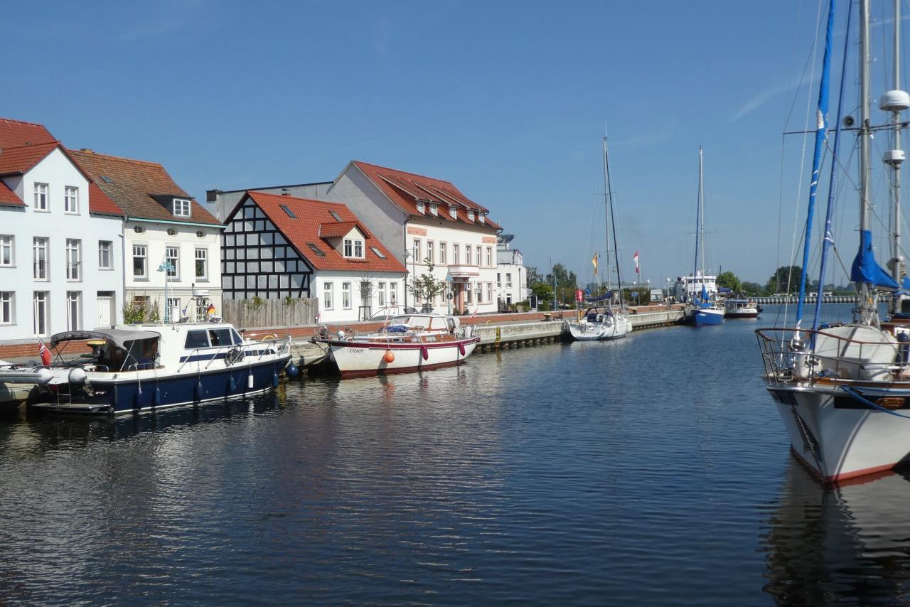 Ueckermünde Hafen