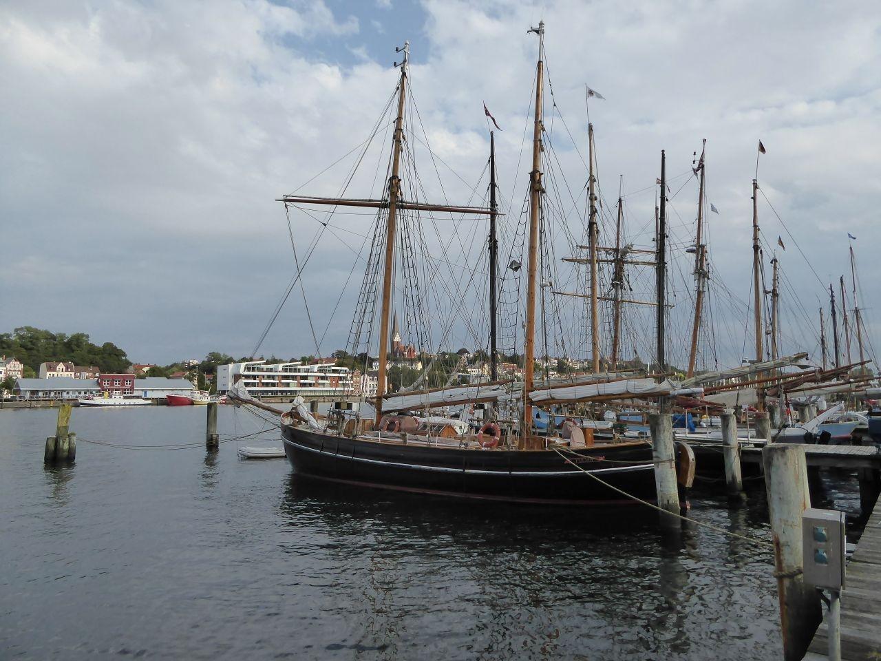 Flensburg Traditionsschiffe