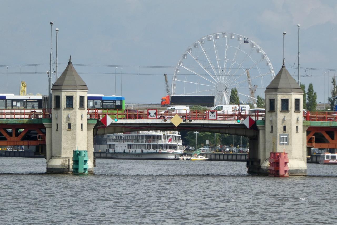 Stettin Brücke