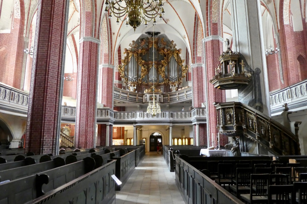 Brandenburg Nicolaikirche