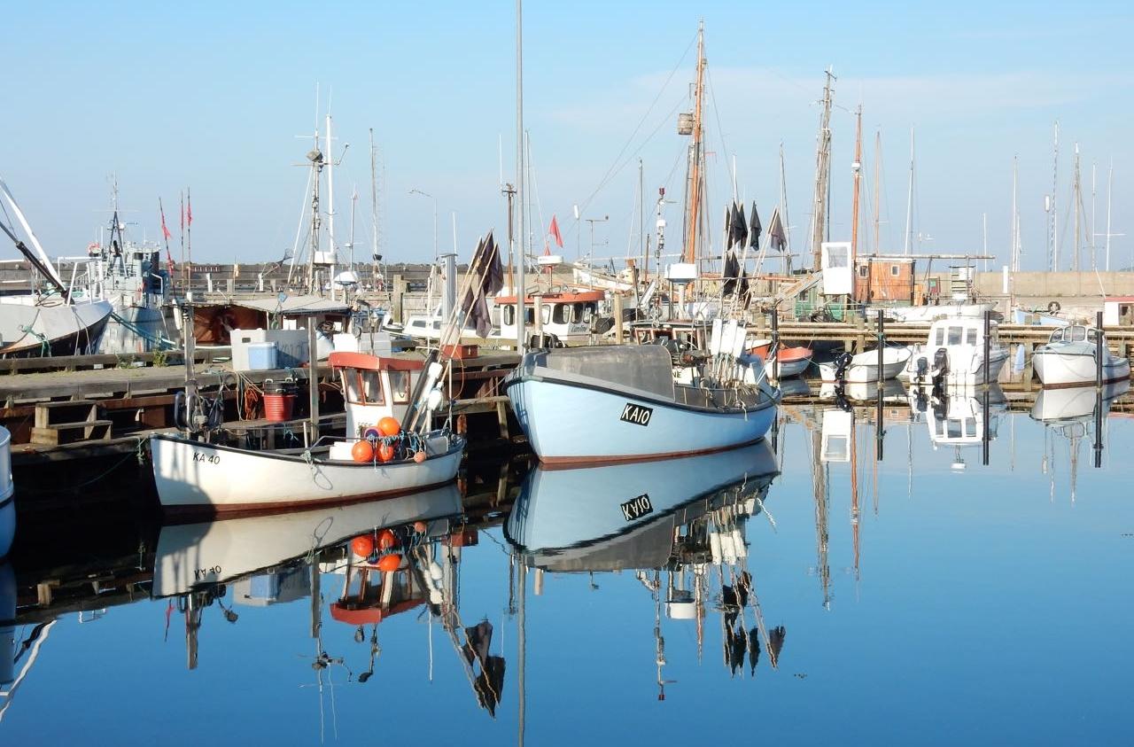 Odden Hafen