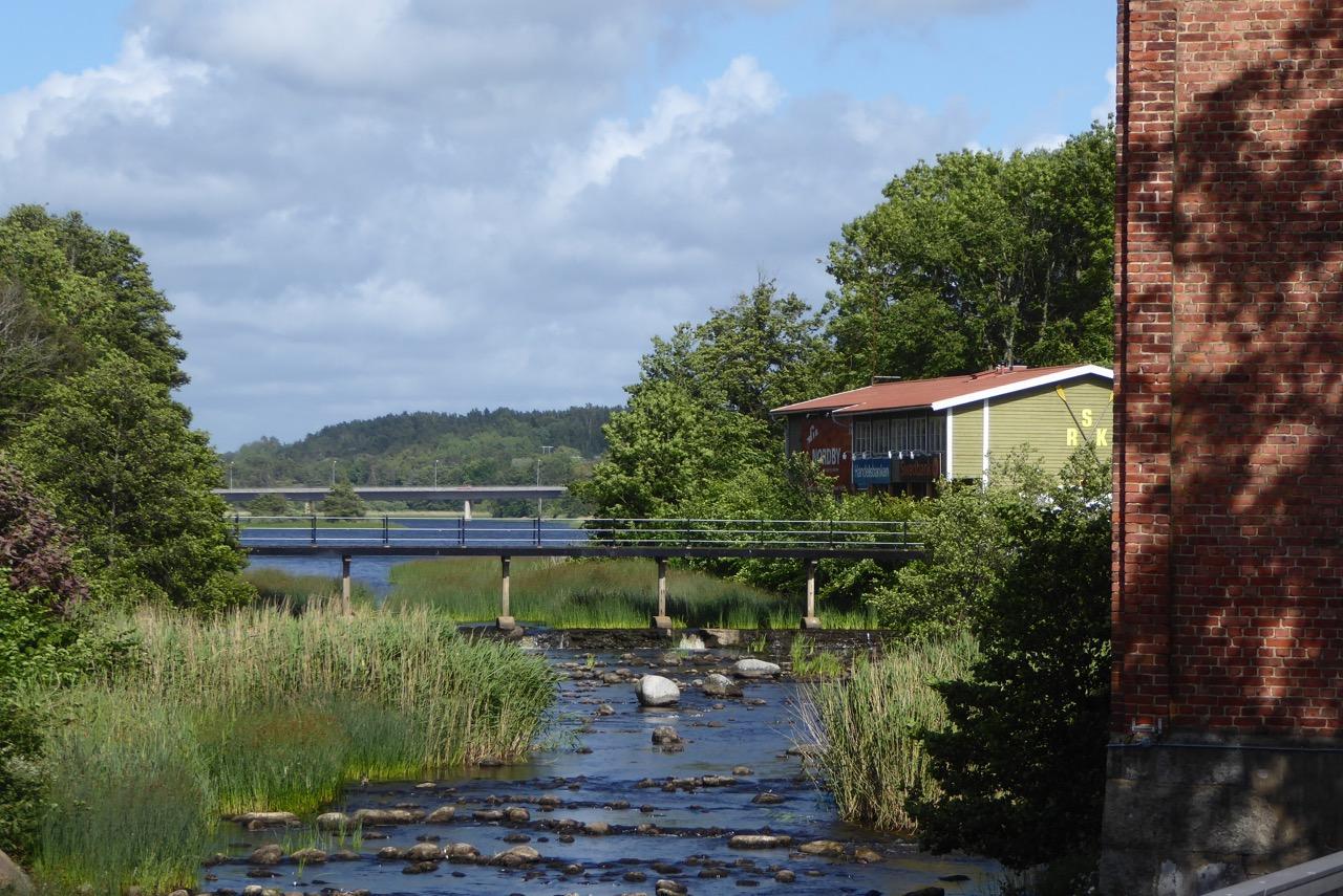 Strömstad Fluss