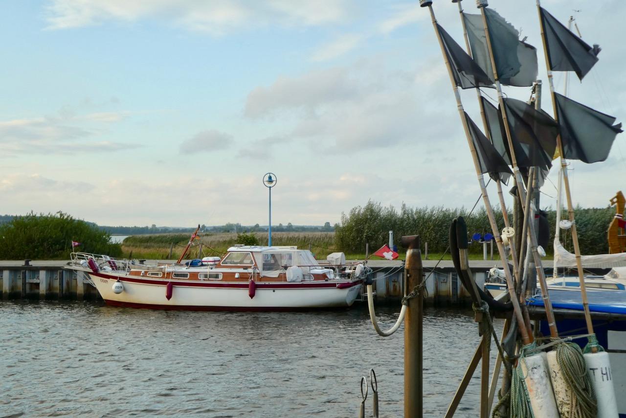 Thiessow Hafen Odin