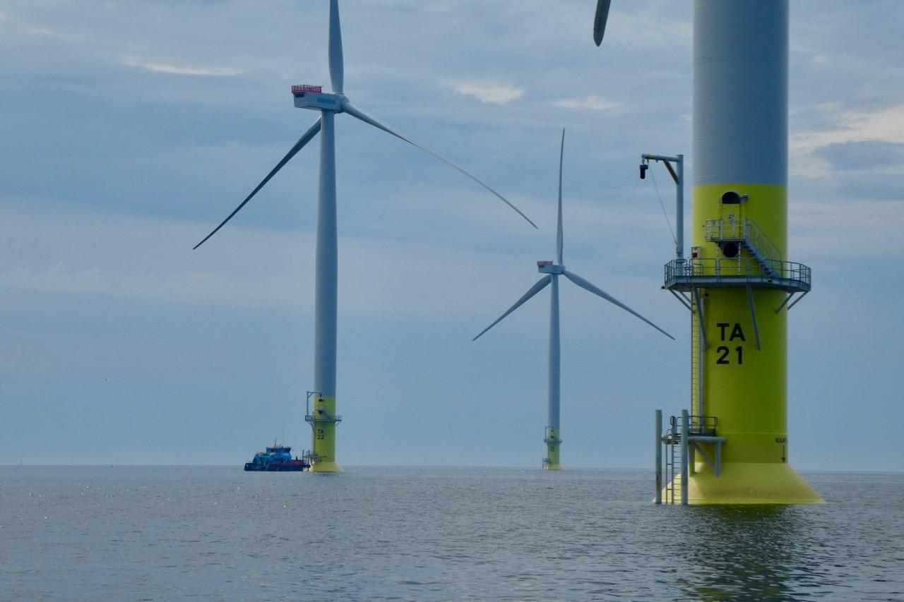 Reposaari Windenergie