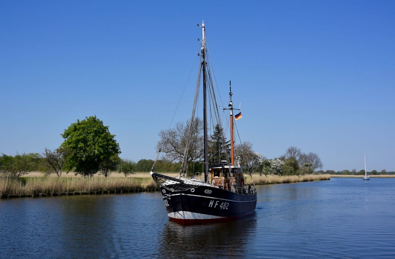 Greifswald auf der Ryk