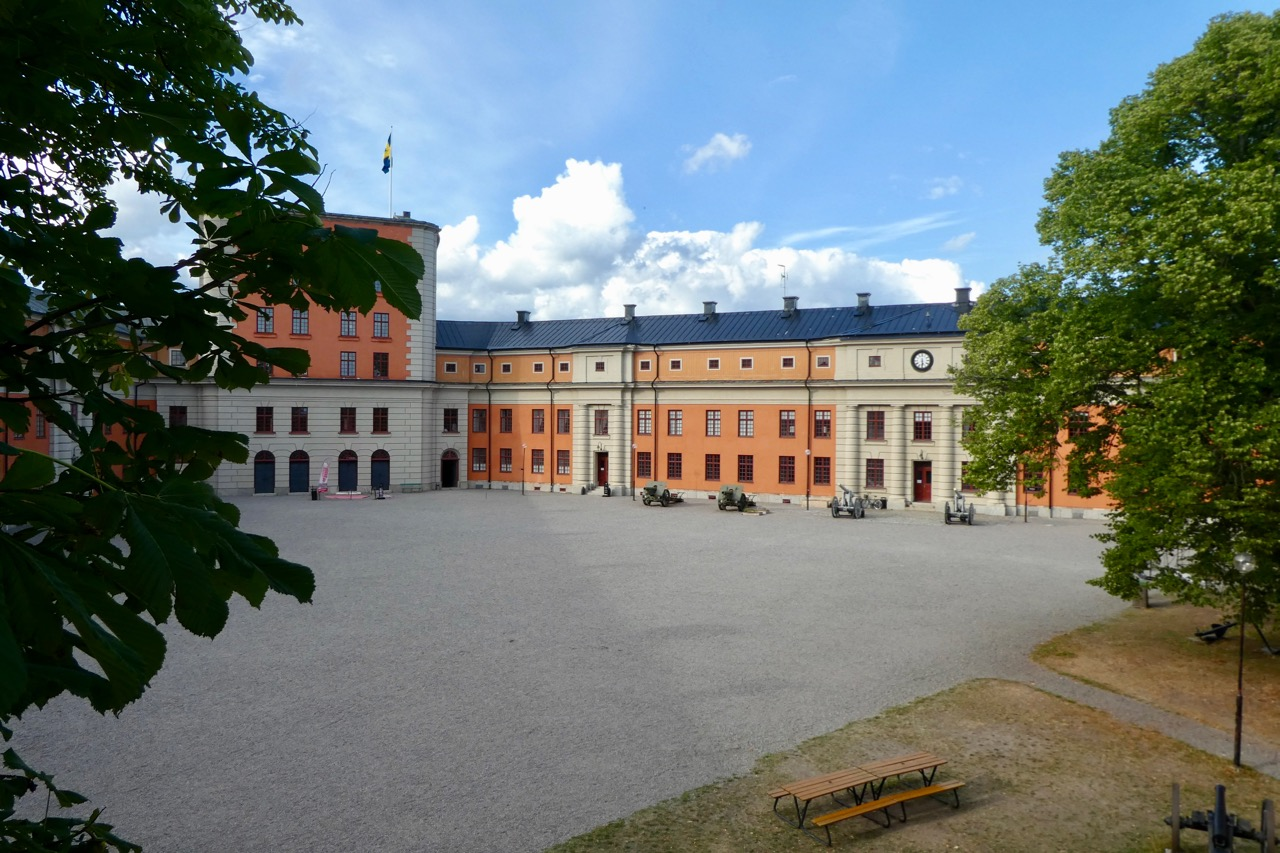 Vaxholm Festung