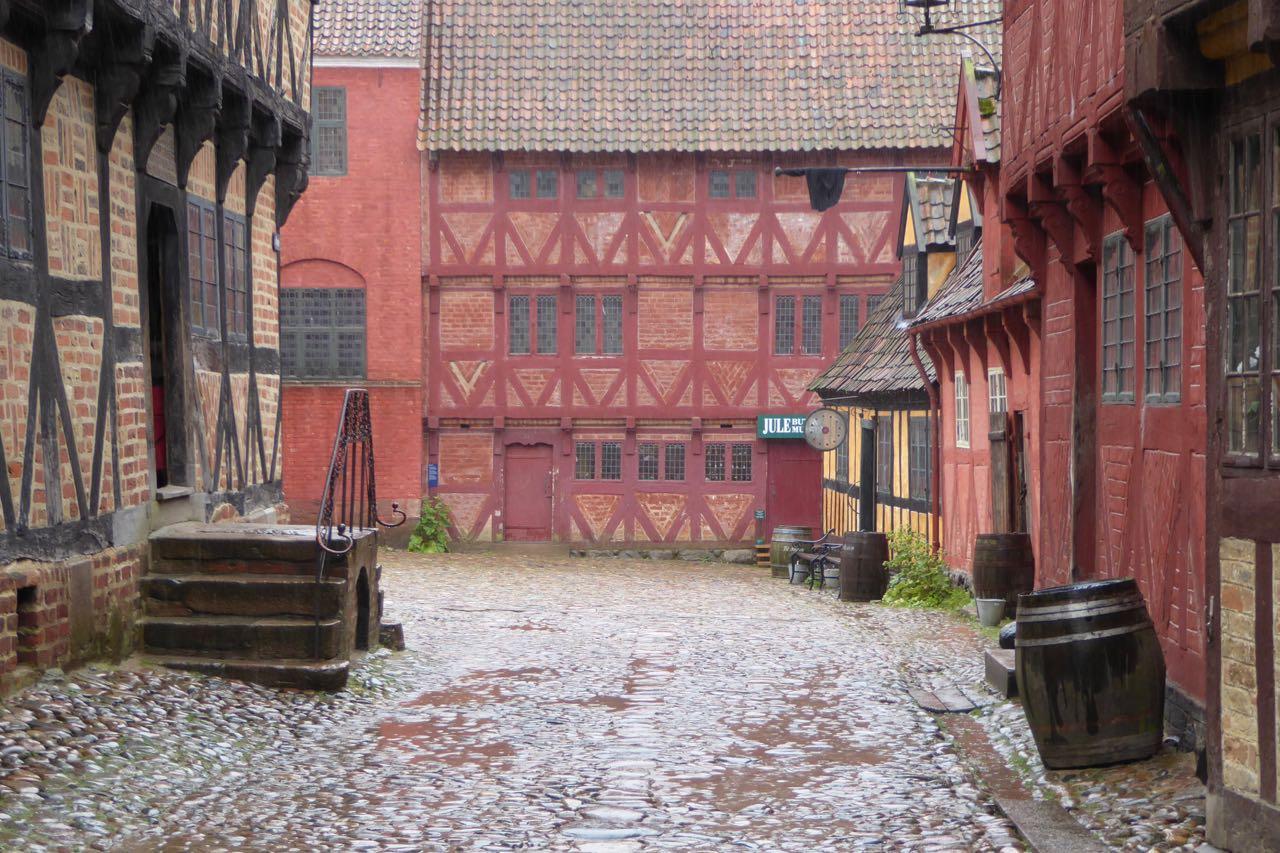 Aarhus den gamle be