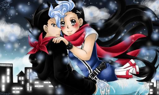 Shion & Shioru am Nintendo 3DS