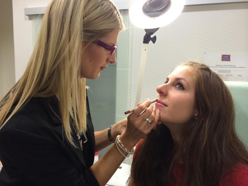 SIMONE SCHMIDT Permanent Make-Up Wörrstadt mit Tamara Lachner