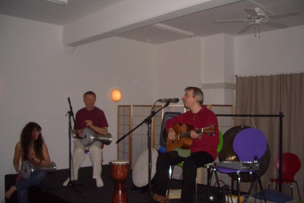 Musikabend mit Phil Tamo