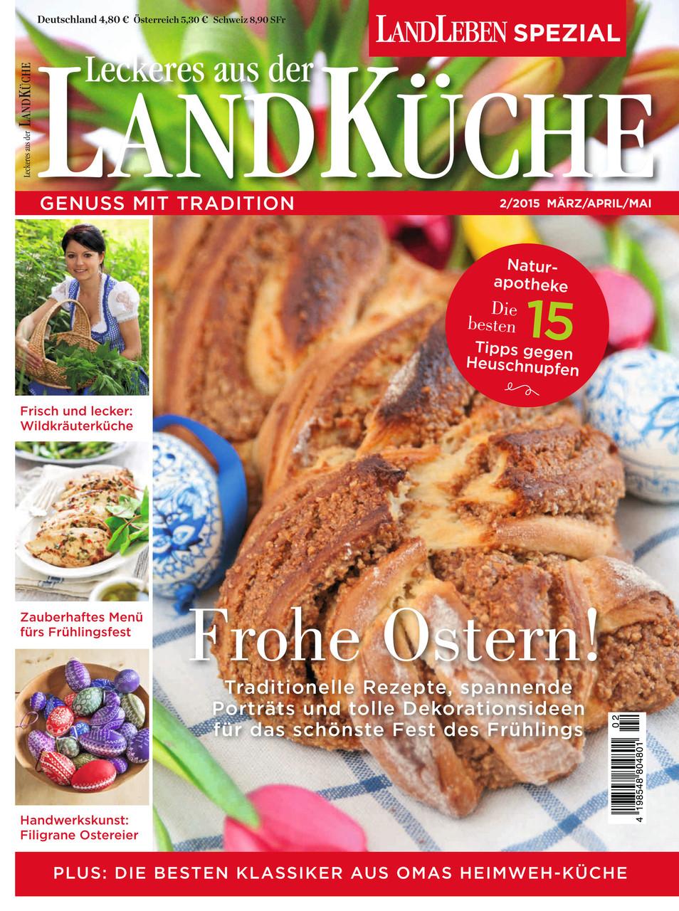 Landküche - Ausgabe 02/2015