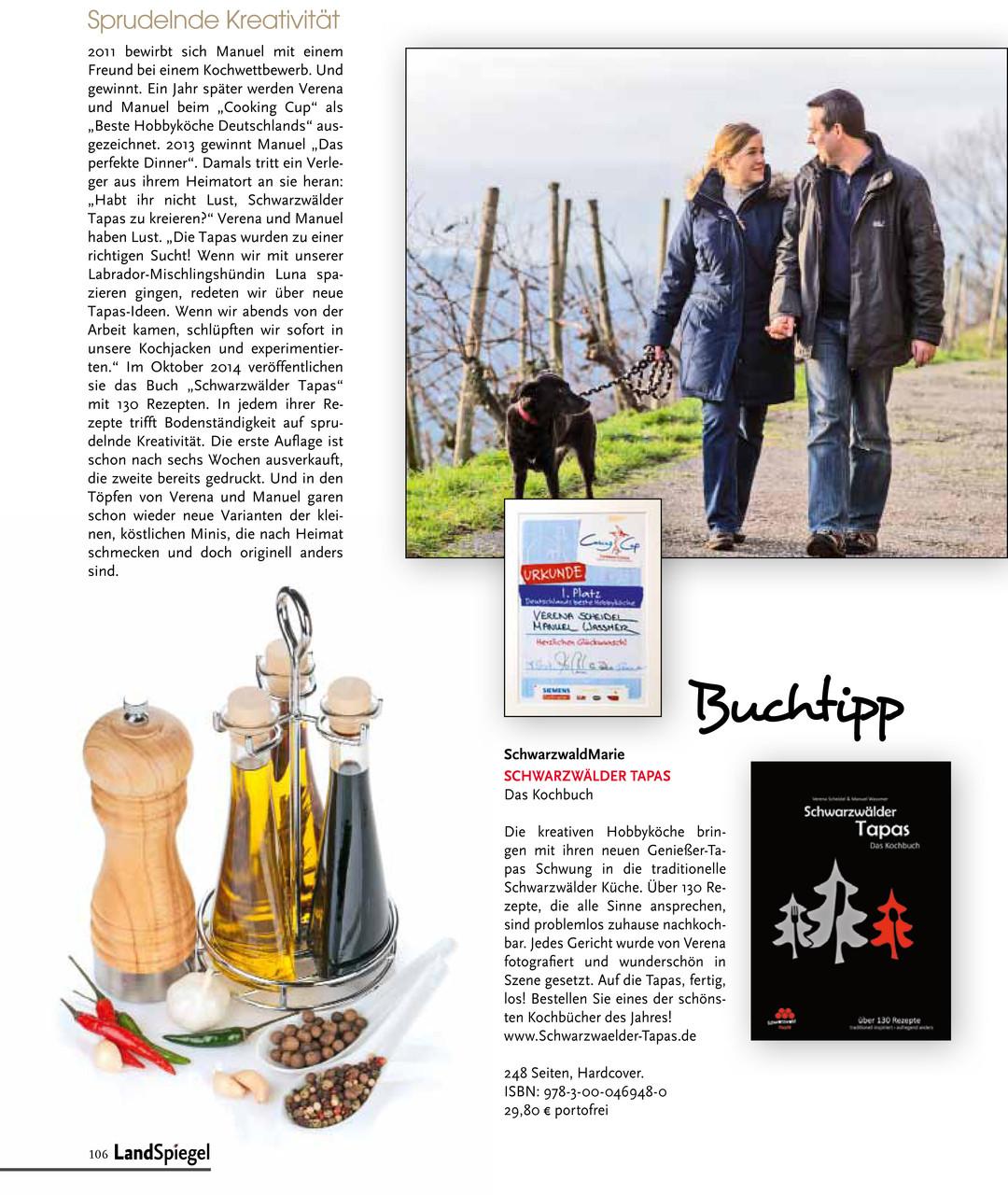 Landspiegel - Ausgabe 1/2015