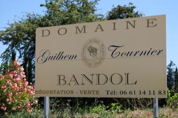 Bandol Wijndomein - Guilhem Tournier