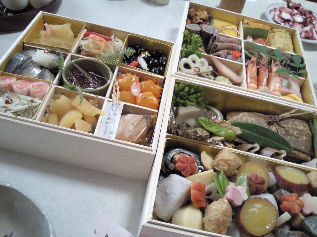 2011元日おせち