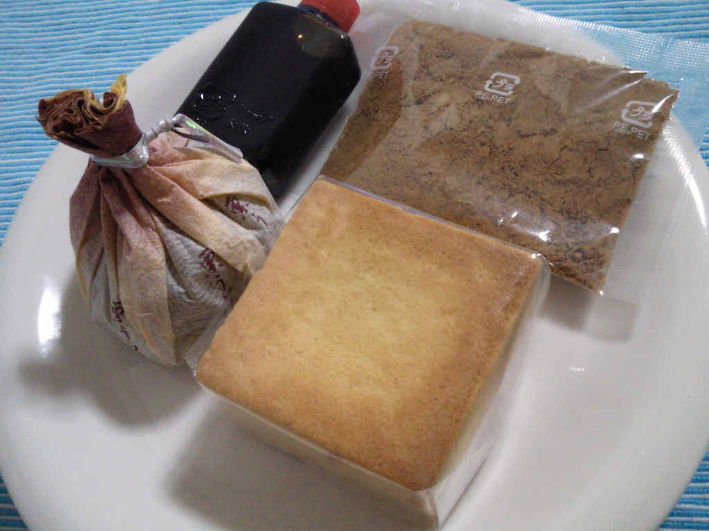 名古屋 ういろう 黒蜜 中華街 月餅