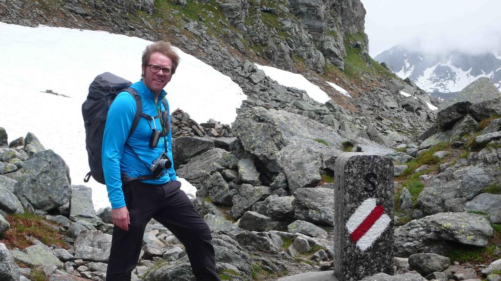 Viva Italia - Grenze Schweiz - Italien auf dem Albrunpass