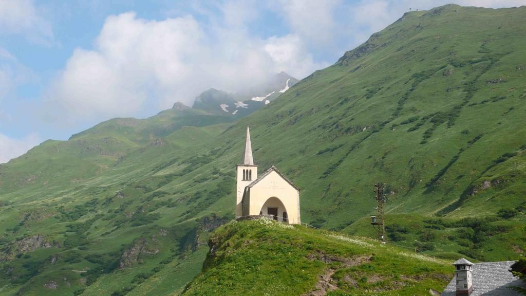Kirche in Riale