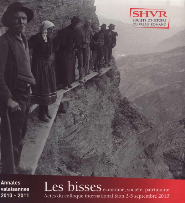 """Im Französischen heissen die Suonen """"Les Bisses"""""""