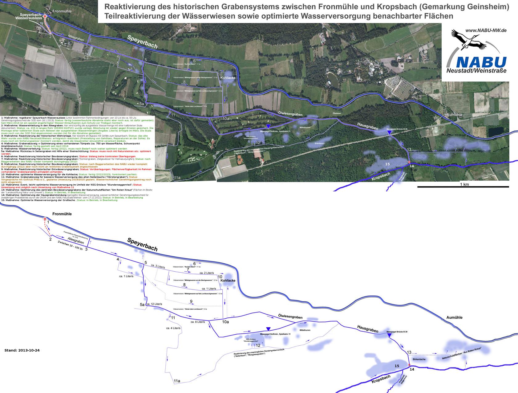 Grabensystem Speyerbach