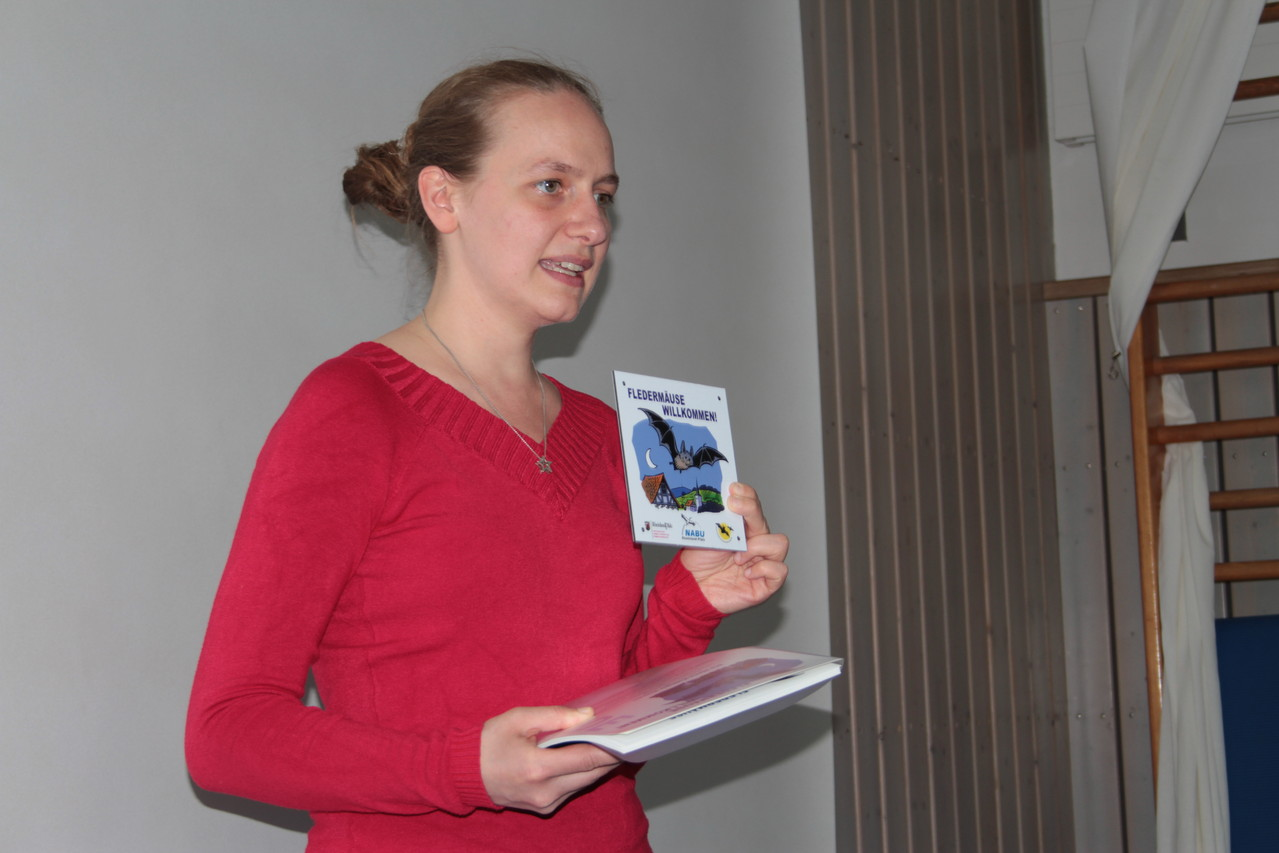 Cosima Lindemann vom Landesverband